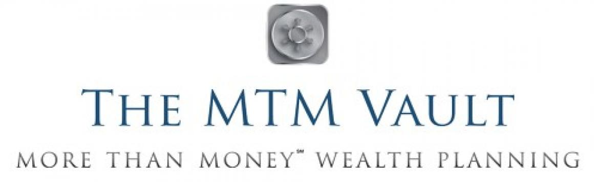The More Than Money Vault